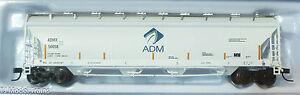 Atlas N #50002692 (Rd #50058) ADM (Leaf Logo) ACF Pressureaide Hopper (RTR)
