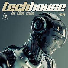 CD Tech House In The Mix von Various Artists  2CDs