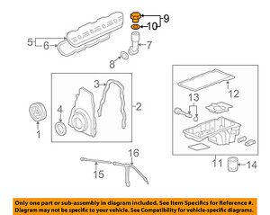 GM OEM-Engine Oil Filler Cap 12573337