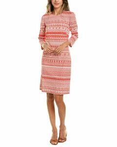 J.Mclaughlin Sophia Catalina Cloth Sheath Dress Women's