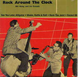 BILL HALEY AND THE COMETS -  Rock around the clock - CD album - Sealed