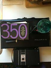 Vintage Polaroid LandCamera Model 350