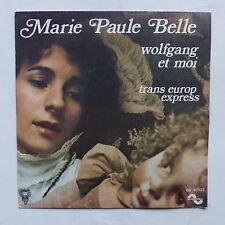 MARIE PAULE BELLE Wolfgang et moi   OK 40133