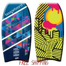 "Boogie Board Water Board With Basic Leash Wave Body Board 37"""