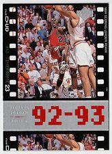 Michael Jordan 1998 Upper Deck Timeframe23 NBA Scoring leader Basketball card