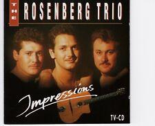 CD THE ROSENBERG TRIOimpressionsHOLLAND EX (R1859)