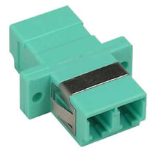 LC-LC Fiber Optic Multimode Duplex OM3 Coupler / Adapter