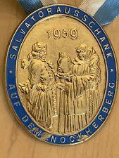 "Paulaner Munich Bier BEER Bottle medallion Charm Bracelet /""Words to the Weize/"""