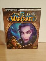 Brady Games WOW World of WarCraft Battle Chest Strategy Game Guide Blizzard Ent