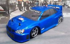 Blue Subaru Impreza Nitro RC On-Road Touring Car 4WD 2-Speed 50+MPH RTR 2.4Ghz