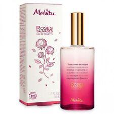 ♡♡Eau de Toilette MELVITA Roses 50 ML NEUF AVEC BOITE♡♡MONDIAL RELAY