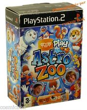 Coffret ASTRO ZOO eye toy play avec caméra PS2 sony PlayStation 2 PAL complet