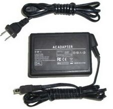 JVC GZ-HD500B GZ-HD500BU Everio camcorder power supply cord ac adapter charger