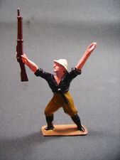 HR figurine plomb creux Milice volontaire pour la sécurité nationale (Mussolini)