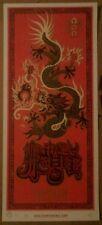 Umphrey's mcgee Jeff Wood print great American Music hall 5/6,7,8/2005