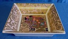 Goebel QUADRATO ART NOUVEAU CIOTOLA-Gustav Klimt-DIE ERFULLUNG adempimento 9502