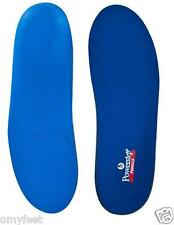PowerStep Pinnacle Orthotics Arch Support Insoles #F Women's 11-11.5 Men's 9-9.5