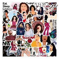 Selena Gomez Sticker - 50 Pcs