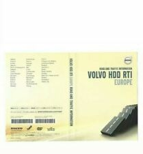 VOLVO MMM RTI+Plus HDD Navigation 2x DVD's Euroga 2018!S40 V50 C30 C70 542 XC90