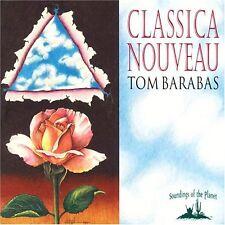 Tom Barabas - Classica Nouveau [New CD]
