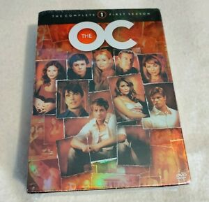 The O.C. - The Complete First Season DVD 7-Disc Set NEW Sealed