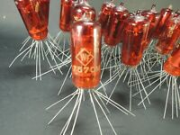 Z570M Lot of 17Pcs NIXIE TUBE WF/RFT tested 100% working