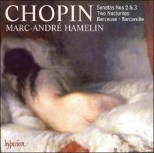 Chopin: Piano Sonatas Nos. 2 & 3; Nocturnes; Berceuse; Barcarolle
