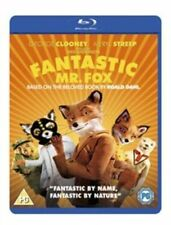 The Fantastic Mr Fox (Blu-ray, 2013)