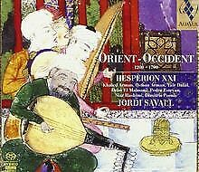 Orient-Occident von Jordi Savall, Hesperion XXI | CD | Zustand gut