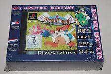 PUCHI CARAT Limited Edition inkl. Retro Controll. Playstation PS 1 + 2 NEU RAR!