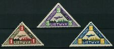 LITHUANIA OLD STAMPS 1922 - Airmail - Mint Hinged