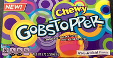 3 x Wonka Chewy Gobstoppers Candy 106.3g - USA