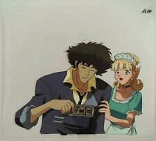 Cowboy Bebop Spike Anime Production Cel 34