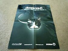 Deadmau5 POSTER for Album Title Goes Here CD