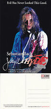 JEKYLL & HYDE THE MUSICAL UNUSED ADVERTISING COLOUR POSTCARD