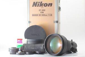 *NMINT*NIKON ED Nikkor Ai-s Ais 300mm F/2.8 Telephoto MF Lens w/TC-14B #FedEx#