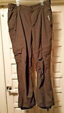 SECTION Men's Insulated Snow Board Snow SKI Pants Size XL Brown Unisex