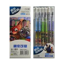 Nick & Judy Erasable Black Gel Pen 1 Set of 12