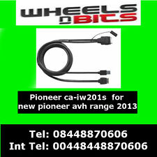CA-IW.201S iPod iPhone 4/4S USB ADVANCED APP LEAD FOR PIONEER AVH-X3500DAB