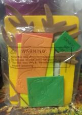 Standing Tree Of Thanks Foam Craft Kit 9.5 inches Tall - Thanksgiving Craft