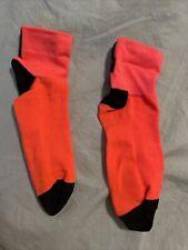 Rapha Pro Team Socks Medium Short  Coral