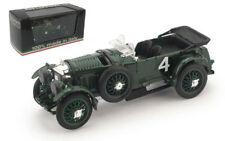 Brumm R099 Bentley Speed 6 #4 Le Mans Winner 1930 - Barnato/Kidston 1/43 Scale