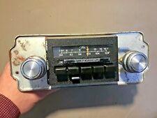 1980 Ford Mercury AM / FM Stereo Radio Original Used part # EOSF-18A24