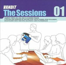 VANDIT =the sessions 01= Forbes/Dyk/Kyau/Y2K/Magica...= TRANCE groovesDELUXE!!