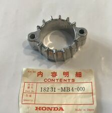 Ghiera collettore scarico - Joint ex. pipe - Honda VF1100 NOS: 18231-MB4-000