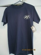 duck commander beards t shirt navy blue new with tags
