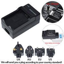 Battery Charger AC+DC FOR Panasonic  DMW-BMB9E DC-FZ80 DC-FZ82 DMC-FZ40 DMC-FZ45