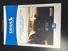 Sony SNYSC1 SIRIUS XM CONNECT SATELLITE  RADIO INTERFACE FOR USE WITH SC-C1 SCC1