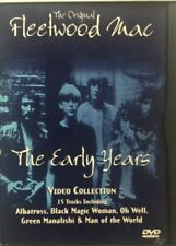 """THE ORIGINAL FLEETWOOD MAC  - THE EARLY YEARS"" VIDEO COLLECTION DVD *VG*"