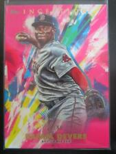 Rafael Devers 2020 Topps Inception Magenta Parallel #13/99 #30 Red Sox MQ